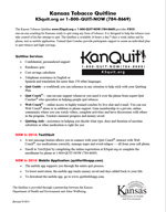 KS Tobacco Quitline