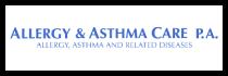 Logo Allergy Asthma Spec of KC